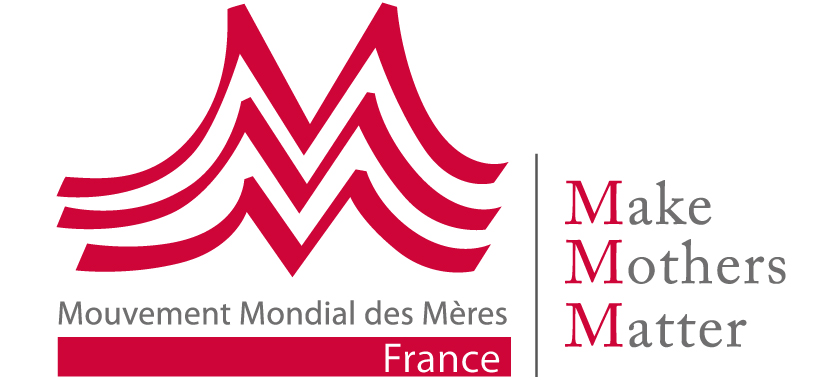 LOGO Mouvement Mondial des Mères France / Make Mothers Matter France